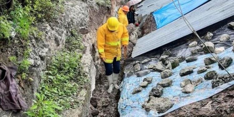 """En Guerrero, 50 familias resultaron damnificadas tras paso de """"Dolores"""" 1"""