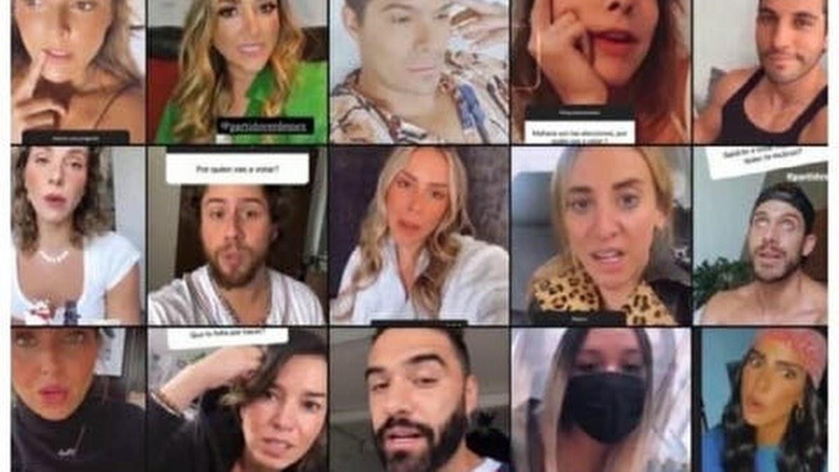 """Los """"influencers"""" y artistas que hicieron el """"trabajo sucio"""" del PVEM 1"""
