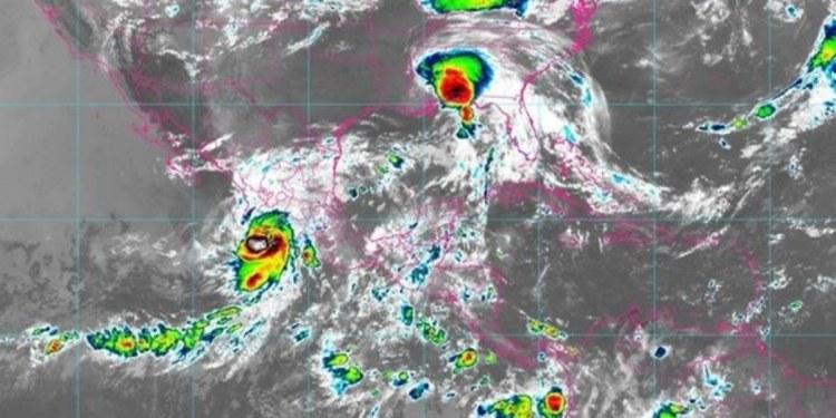 Lluvias continuarán este sábado en Acapulco y estas regiones de Guerrero 1