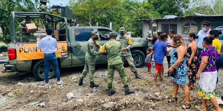 """""""Dolores"""" deja severos daños en Michoacán; piden declarar zona de desastre 1"""