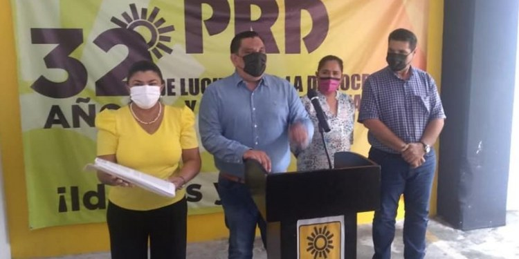 PRD-Tabasco impugna elección en cinco alcaldías; acusa fraude de Morena 1