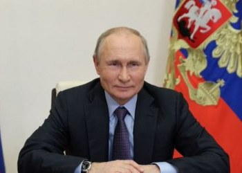 Putin se pondrá en aislamiento tras detectar Covid en su círculo cercano 6