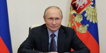 Putin se pondrá en aislamiento tras detectar Covid en su círculo cercano 10