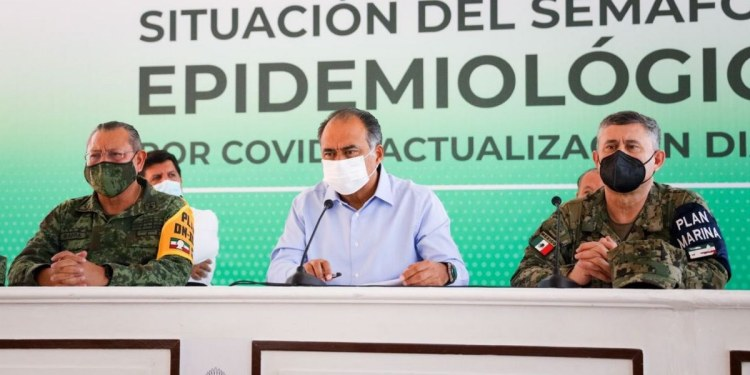 Gobierno de Guerrero pone fin a las transmisiones diarias del Covid-19 1