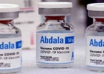 Llega a Venezuela el primer lote de vacuna Abdala, desarrollada en Cuba 1