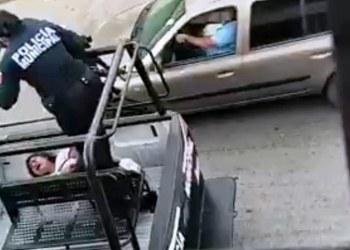 Sancionan en Tabasco a mujer policía agresora, la víctima está desparecida 5