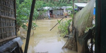 Inundaciones dejan 21 personas muertas en Bangladesh 5