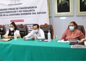 Diputados entrevistan a aspirantes a titulares de órganos internos de control 3