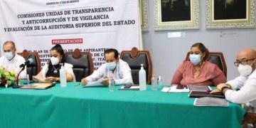 Diputados entrevistan a aspirantes a titulares de órganos internos de control 2