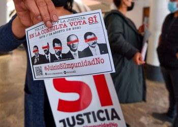 Falso que el INE no promueva consulta de juicio a los expresidentes: Córdova 7