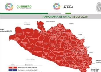 Hospitalizaciones y muertes por Covid van al alza en Guerrero 6