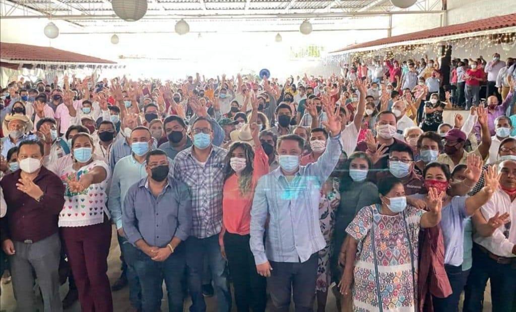 Morena Guerrero, entre la tradición perredista, la transformación obradorista y una unidad dudosa 4