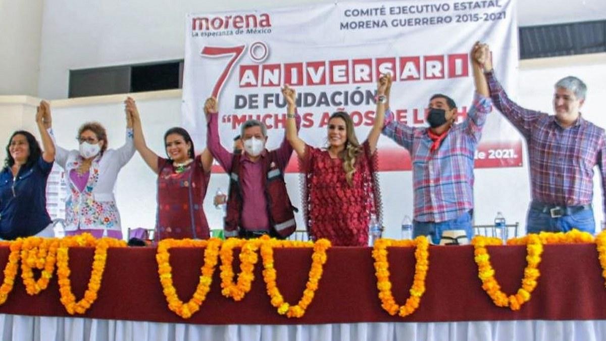 Morena Guerrero, entre la tradición perredista, la transformación obradorista y una unidad dudosa 3