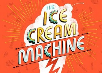 'La máquina de helados', nuevo libro del ilustrador de historias infantiles, Adam Rubin 1