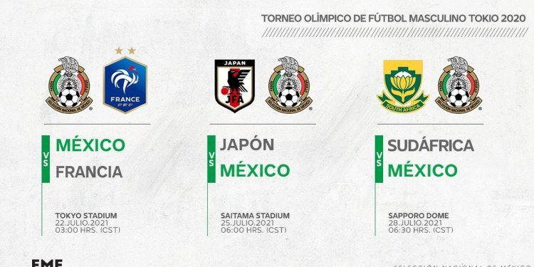 México en Tokio 2020