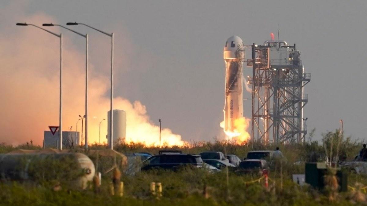 ¿Por qué el viaje de Jeff Bezos al espacio duró apenas 10 minutos? 2