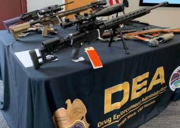 DEA detiene a 44 miembros de una red vinculada al Cártel de Sinaloa 3