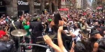 """Critican a """"La maldita vecindad"""" por hacer concierto en plena pandemia 7"""