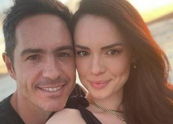 Mauricio Ochmann y Paulina Burrola celebran 6 meses de novios 7