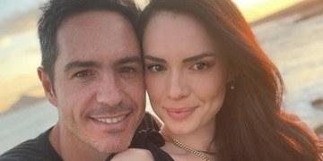 Mauricio Ochmann y Paulina Burrola celebran 6 meses de novios 4