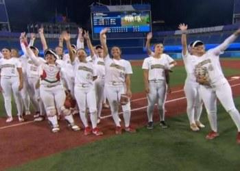 Tokio 2020: México avanza hacia la medalla de bronce en softbol femenil 1