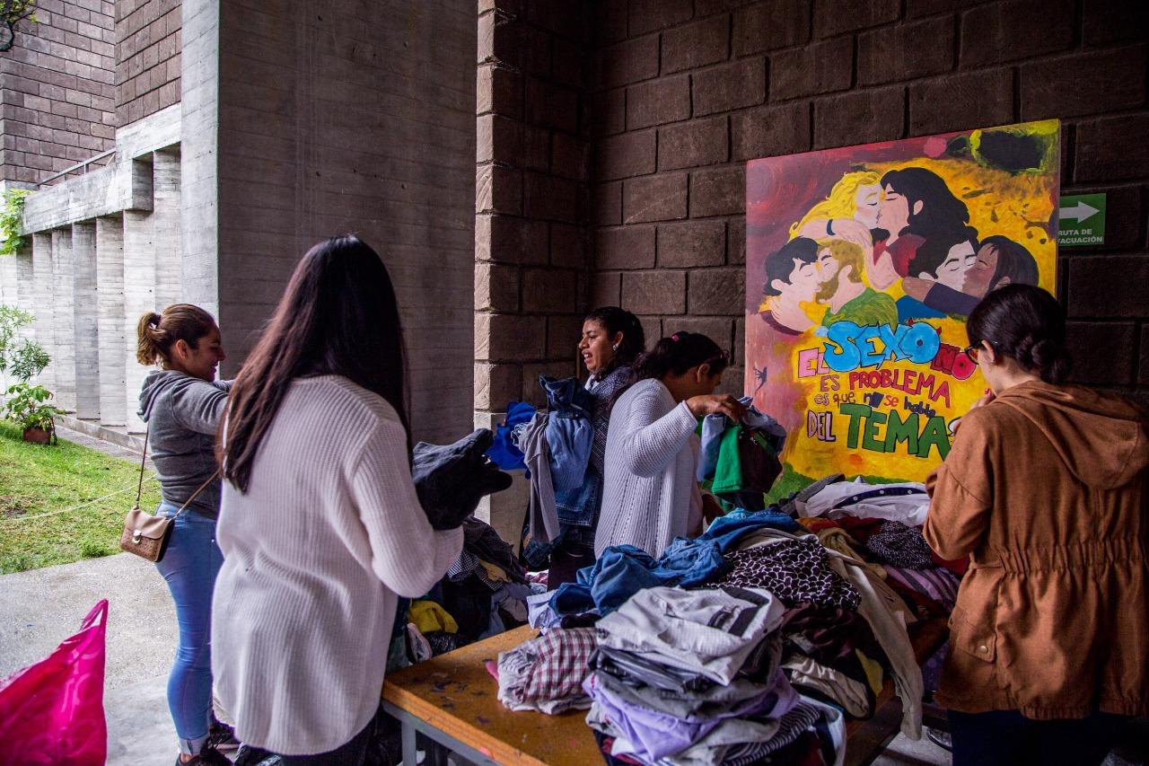 """""""The Street Store"""": una forma distinta de ayudar a familias en Cuernavaca 14"""