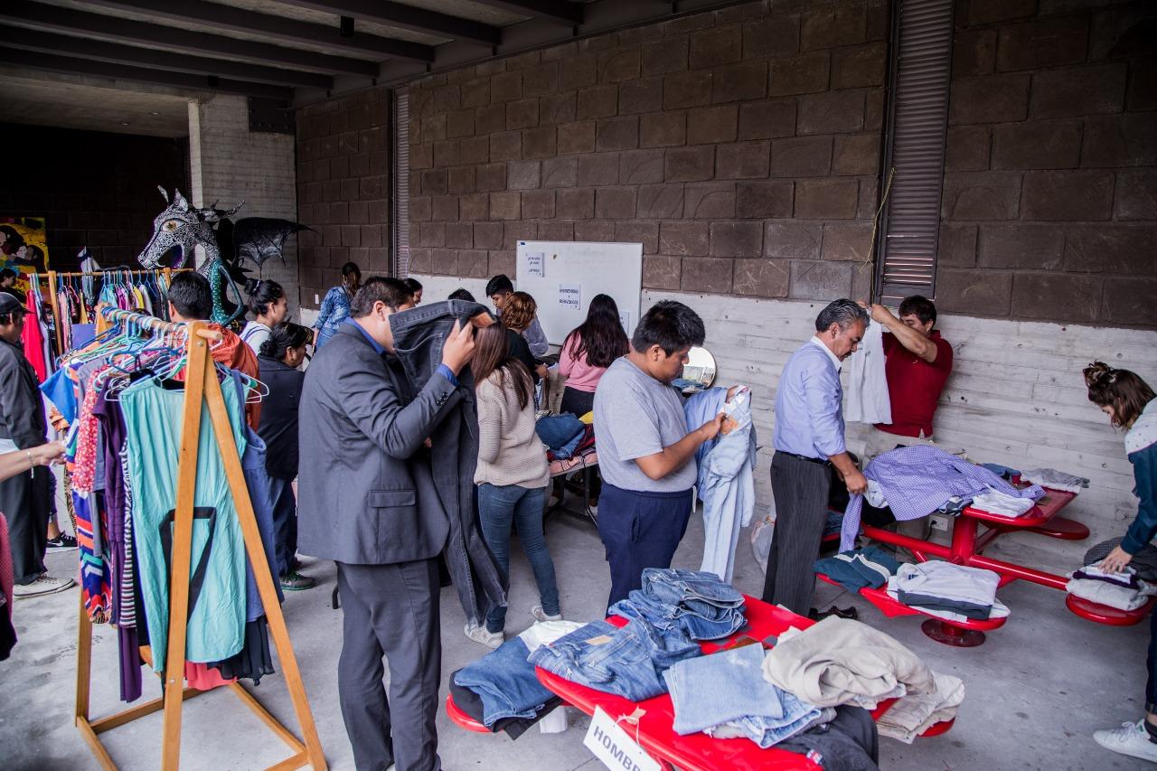 """""""The Street Store"""": una forma distinta de ayudar a familias en Cuernavaca 5"""