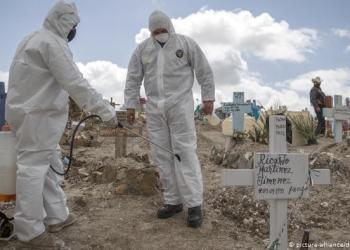 Covid-19: México llega a las 236 mil muertes y más de 2 millones de contagios 6