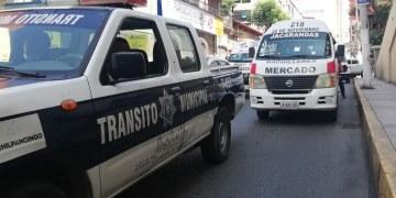 Chilpancingo impondrá multa a combis que no cumplan medidas sanitarias 7