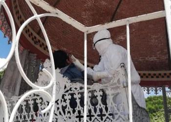Covid se intensifica en Guerrero; 655 contagios en un día 7