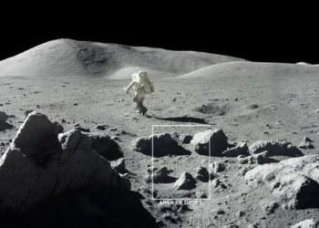 Superficie rugosa de la Luna podría ocultar agua en las sombras 9