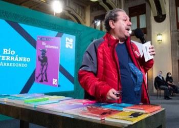 """""""21 por el 21"""": Paco Taibo presenta colección de libros gratuitos 9"""