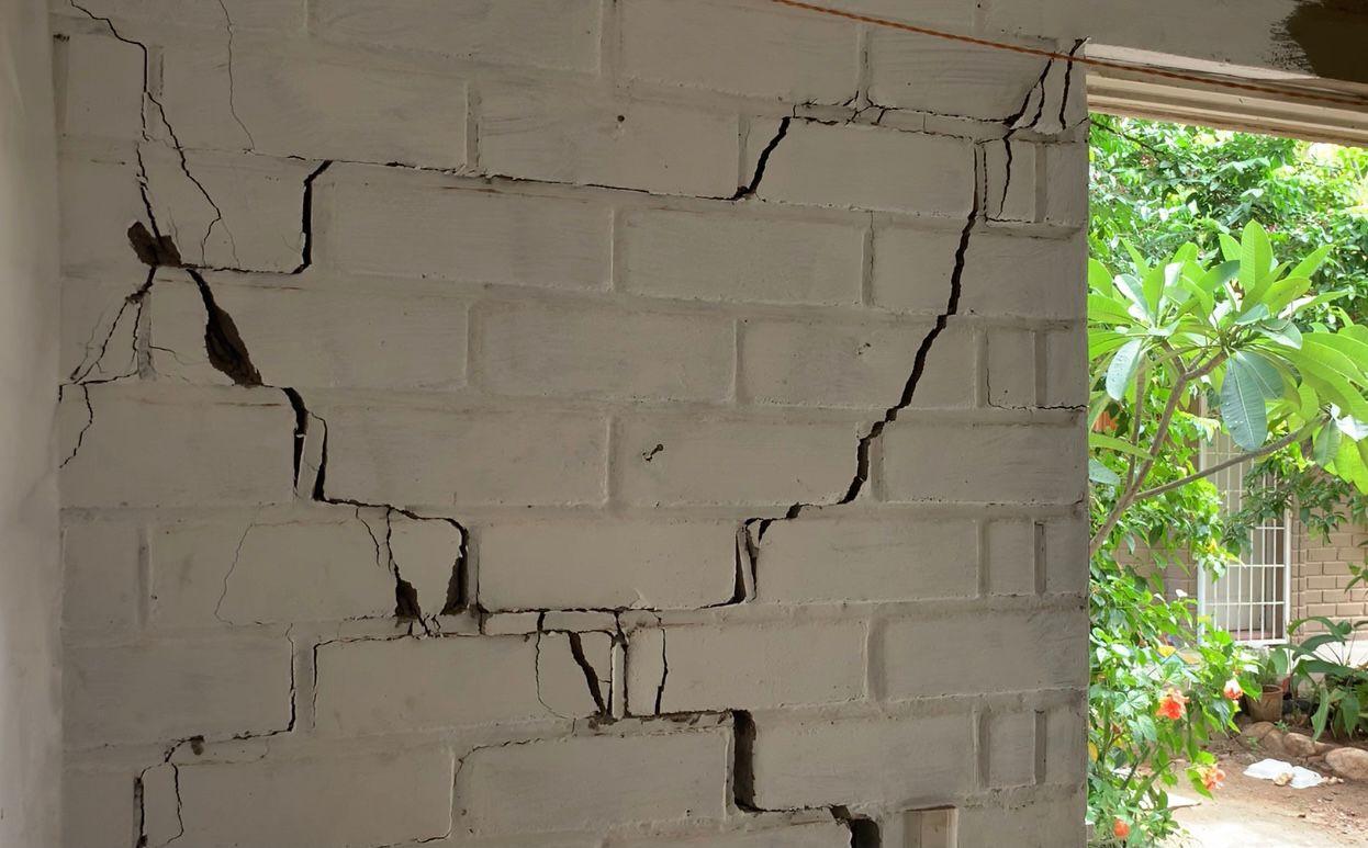 """""""Vivimos al borde de la muerte""""; claman ayuda damnificados de terremoto en Acapulco 6"""