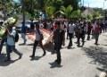 Normalistas de Ayotzinapa marchan en Acapulco; exigen a AMLO avances reales del caso 2