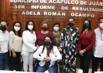 Solapan y justifican corrupción de alcaldesa de Acapulco nuevos diputados de Morena 9