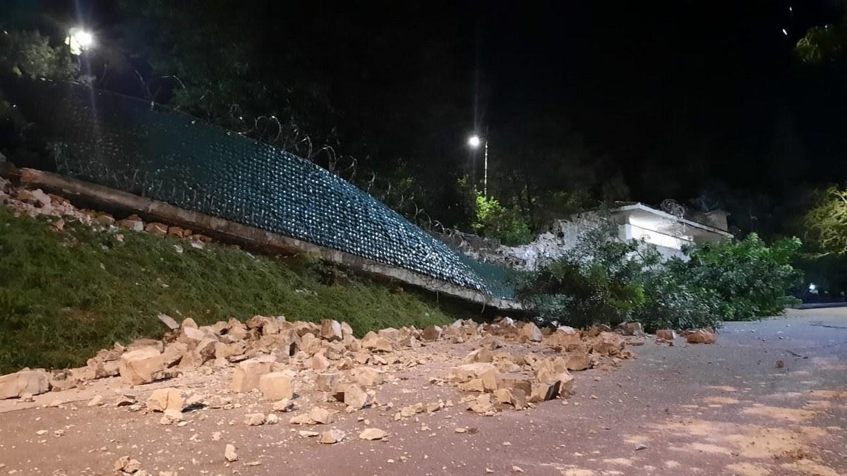 Sismo de 7.1 causa daños a casas, negocios y edificios públicos en Chilpancingo 4