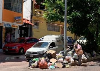 Adela Román tiene 24 horas para resolver el problema de la basura en Acapulco: Copriseg 6
