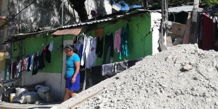 """Una vivienda de """"100 años"""", entre las afectadas por sismo en Chilpancingo 1"""