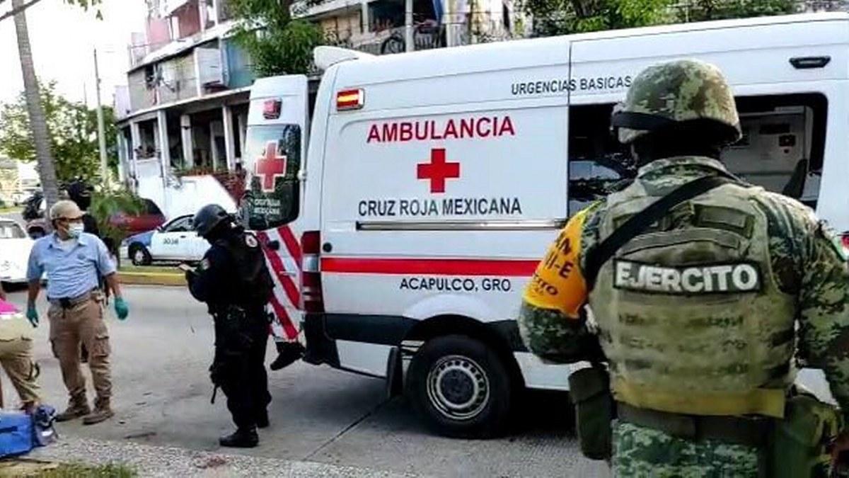 Atacan a balazos a familia en playa Tlacopanocha, Acapulco; un menor entre las víctimas 1