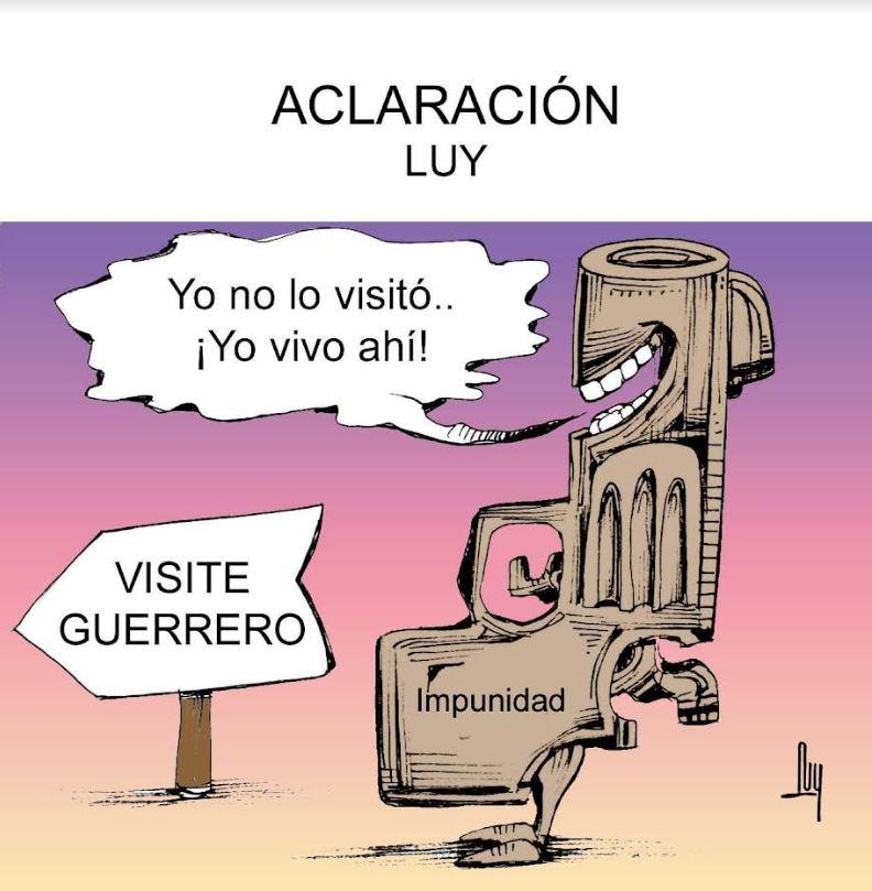 Aclaración | Luy 2