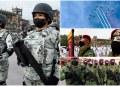 Desfile Cívico Militar por el 211 Aniversario del inicio de la Independencia de México   Fotos 3