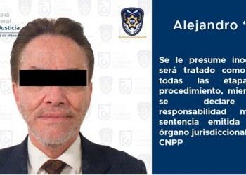 Vinculan a proceso a Alejandro del Valle, expresidente de Interjet 7