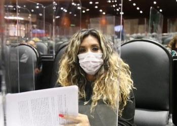 Astudillo debe pagar el fondo de ahorro al sector salud, dice diputada Araceli Ocampo 53
