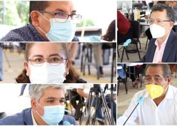 Diálogo y consenso, prometen partidos en el Congreso 'por el bien de Guerrero' 6