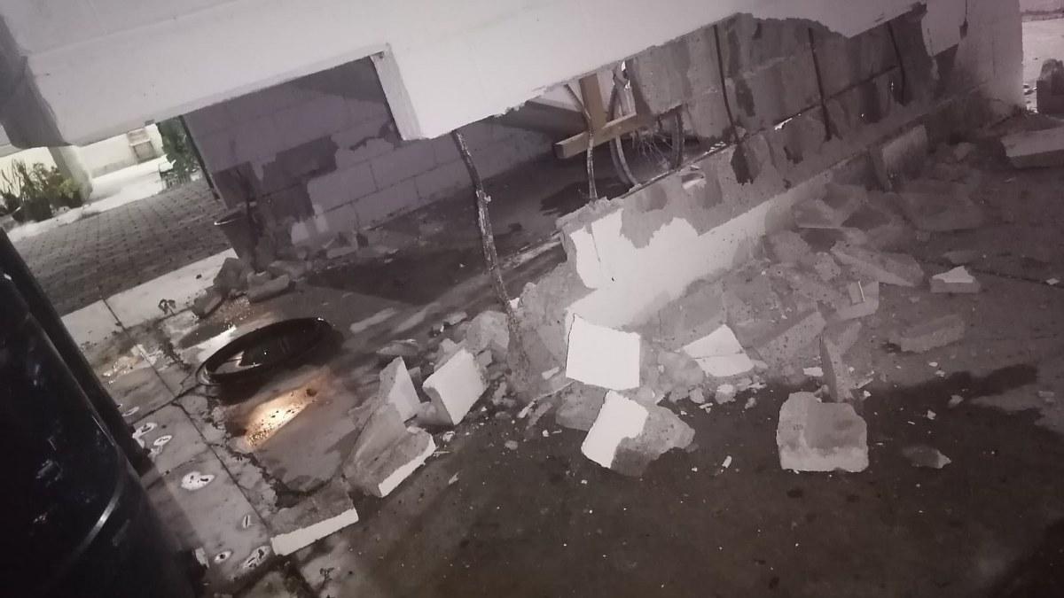 Sismo de 7.1 causa daños a casas, negocios y edificios públicos en Chilpancingo 2