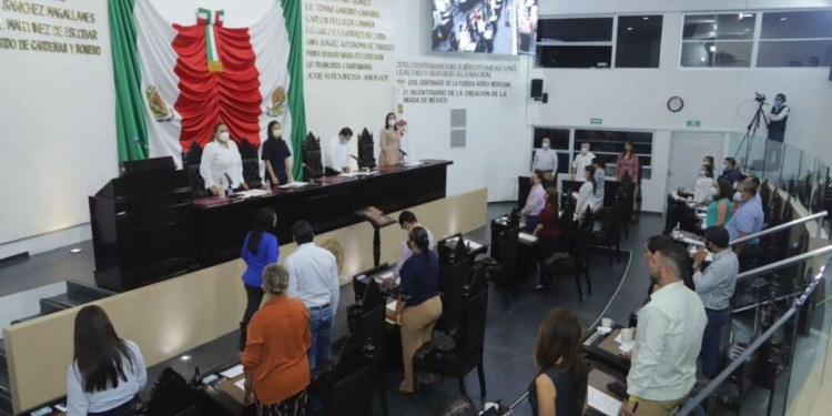 Congreso de Tabasco guarda minuto de silencio por fallecimiento de exgobernador 1