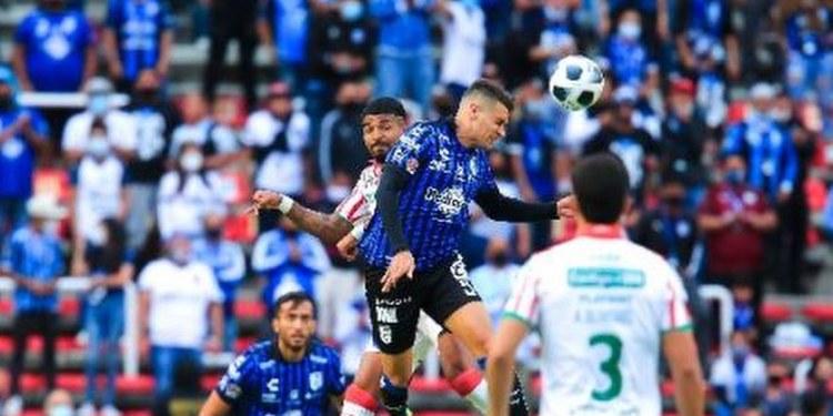 Querétaro golea 3-0 al Necaxa; su primer triunfo en el Apertura 1