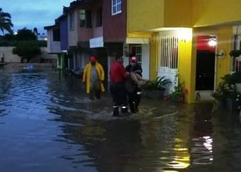 Morelos: se desborda río en Jojutla e inunda 12 viviendas 8