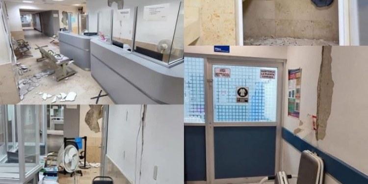 Reparación de daños en el ISSSTE-Acapulco tardará 3 meses: Salud 1
