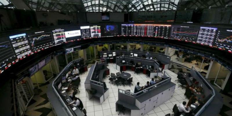 Bolsa Mexicana acumula pérdida semanal de 2.78%